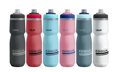 CAMELBAK PODIUM BIG CHILL WATER BOTTLE 750ml (25oz0 8 COLOURS BPA-BPS FREE