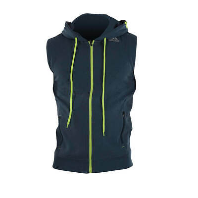 Train Hoodie Sleeveless