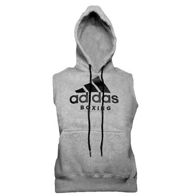 Community Boxing Hoody Sleeveless