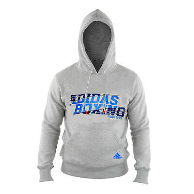 Graphic Boxing Hoody