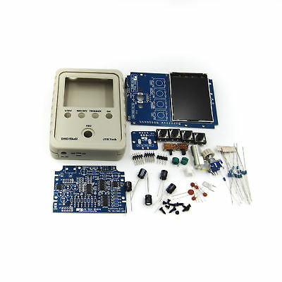 Original Tech DS0150 15001K DSO-SHELL (DSO150) Digital Oscilloscope With Case