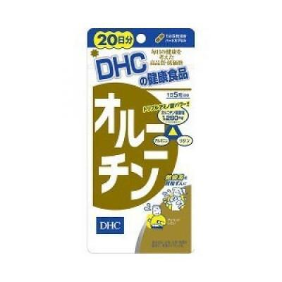 DHC Ornithine Supplement 20 days 100 tablets Japan Import