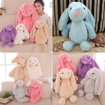 UK 1XCute Bunny Soft Plush Toy Rabbit Stuffed Animal Baby Kids Gift Animals Doll