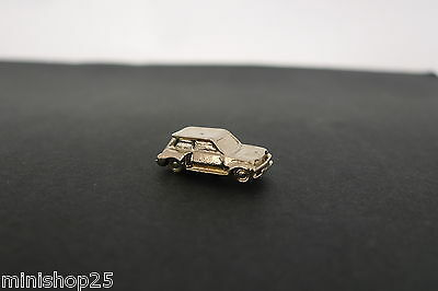 golden Pins pin's 3D Renault 5 Alpine Voiture couleur or PL7