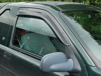 Land Rover Freelander 1 - Front Window Wind Deflector Set - DA6073