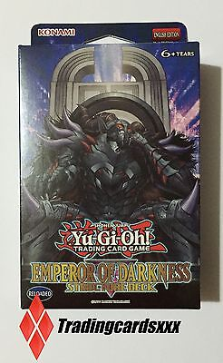 ♦Yu-Gi-Oh!♦ Structure Deck : Emperor of Darkness (Empereur des Ombres) -ENGLISH-