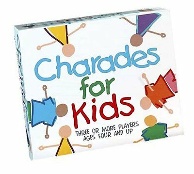 Charades For Kids Game - Paul Lamond Games