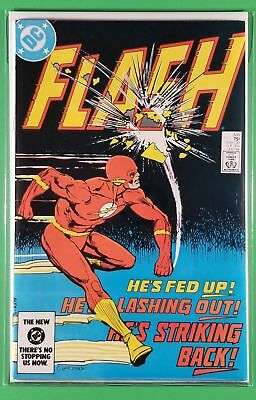 The Flash [1st Series] #335 (DC, July 1984)