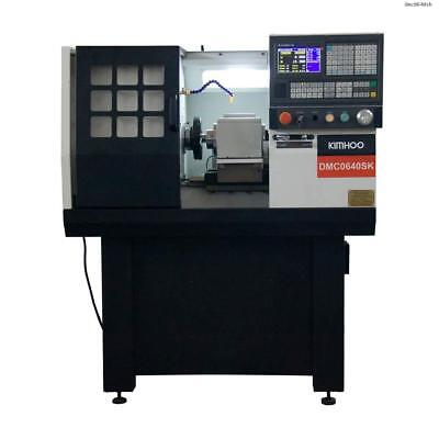 KIMHOO CNC Polygon Turning Machine GSK 980TB3 5C Collect Closer