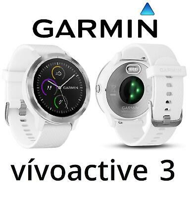 Garmin Vivoactive 3 GPS Smart Watch English and East European Languages Only!