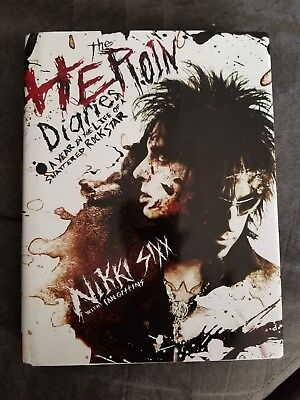 The Heroin Diaries: A Year in the Life of a Shattered Rock Star books pdf file