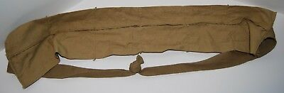 VTG WWII US Military Army Khaki Cotton Bandoleer For Rifle Clips or Magazines