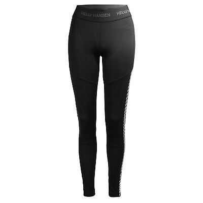 Helly Hansen Women's Lifa Pant - Black