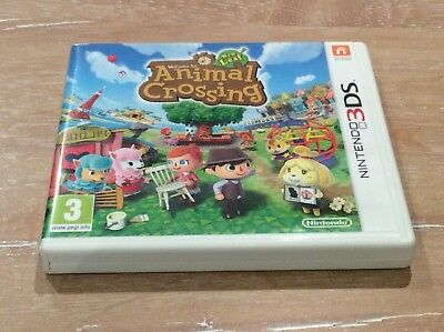 Animal Crossing: New Leaf 3ds only Ship Worldwide