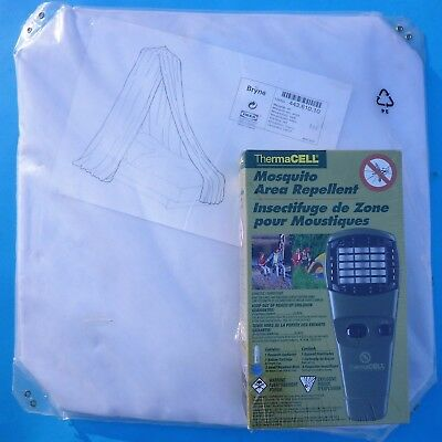 Mosquito Net Ikea Byrne & Thermacell Tmc Mrg Repeller Safety From Mosquitos