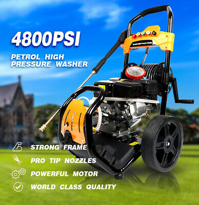 X-BULL Electric Washer 3000 PSI 2000W 1.6 GPM High Pressure Washer