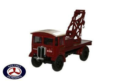 Oxford 1/76 Devon General AEC Matador Wrecker 76AEC012 Brand New