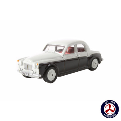 Oxford 1/76 Rover P4 Smoke Grey/Black 76P4001 Brand New