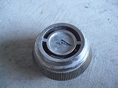 """Vintage 1950s Chevy Car or Truck Horn Button Cover 3"""" Wide"""