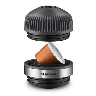 Turn your Nanopresso into a Nespresso Machine with this Genuine Wacaco Adapter