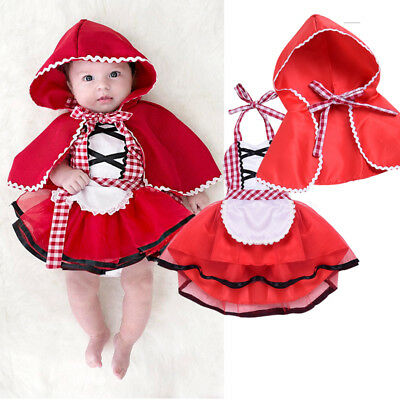 UK Infant Tulle Tutu Dress Princess Costume Girl Fancy Dress Outfit Baby Toddler