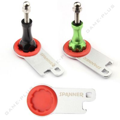 For GoPro Hero 6 5 4 3+ 3 2 Aluminum Wrench Spanner Tighten Knob Screw Tool Red