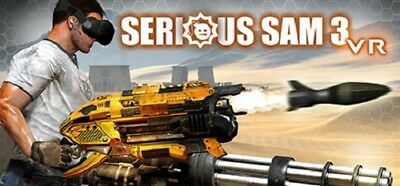 Serious Sam VR: BFE- PC Global Play Not Key/Code - Günstigst