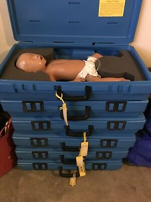 Armstrong Medical - Chris Infant Baby CPR Manikin w/ Carry Case!
