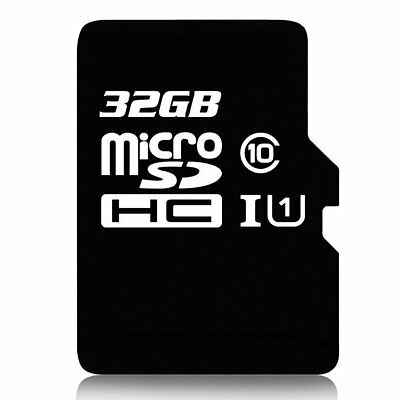 Full Storage 32GB Micro Flash TF Memory Card For PSP Camera Cellphone Class 10