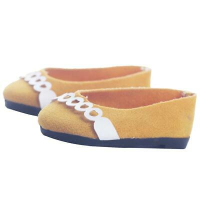 1 Pair of Doll Shoes Sandals Sneakers for 18inch American Girl Dolls Accessories