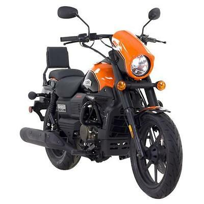 UM Renegade Sport S 125 125cc Chopper Cruiser **FINANCE AND UK-WIDE DELIVERY!**