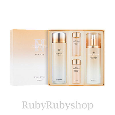 [MISSHA] Time Revolution Nutritious Special Gift 2Set [RUBYRUBYSTORE]