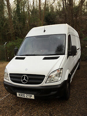 Smart repair alloy wheel valeting tyre van Mercedes Sprinter LWB HR