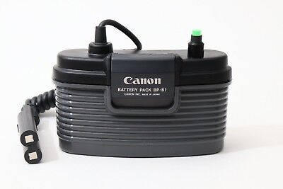 Canon BP-B1 External Rechargeable Battery Pack for Image Stabilizer Binocular