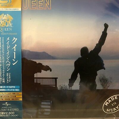 Made in Heaven by Queen(SHM-CD , Sep-2011, Universal / Japan