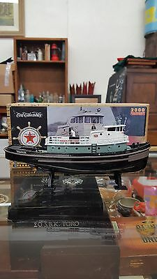 "Ertl Texaco ""Fire Chief"" Tug Boat Bank"