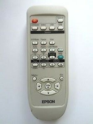 Epson Remote Control - To Suit EB-85/824/825/826W Projectors