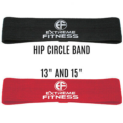 EXTREME FITNESS®  Hip Band Circle Pro Resistance Strength Glute Rehab Mobility