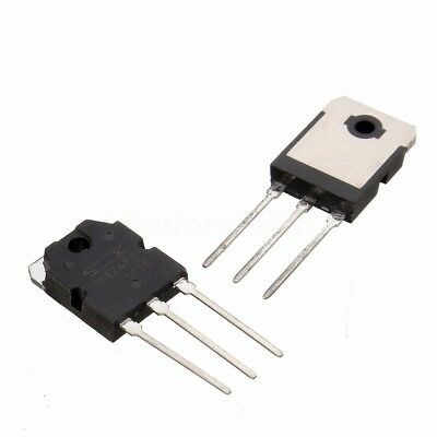 2 Pair MP1620 + MN2488 Power Transistor IC 200V 15A 120W For Repair(4 pcs) New