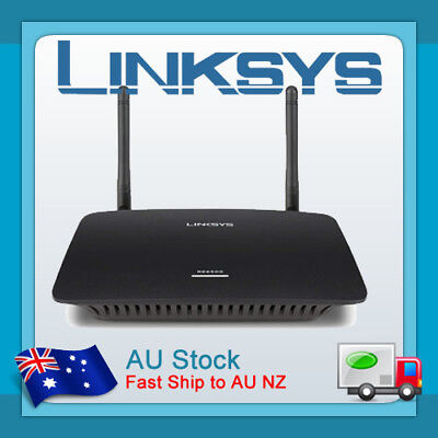 LINKSYS RE6500 AC1200 1200Mbps DUAL BAND WiFi WIRELESS RANGE EXTENDER Booster OZ