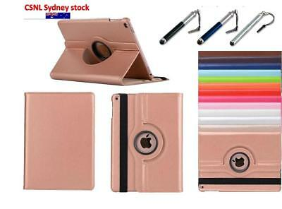 360 Rotating Smart Leather iPad Case Cover For Ipad mini ipad Air ipad Pro 2017