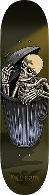 "Powell Peralta - Garbage Can Skelly 8.5"" Skateboard Deck"