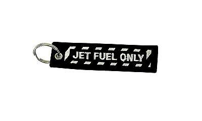 Keychain Jet fuel only remove before flight car motorcycle aircraft aviation