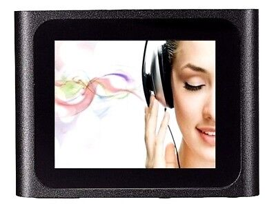 "64GB MP3,MP4 Player 6th Gen 1.8""Touch Screen, Music,Movie,Photos,Audio Recorder"