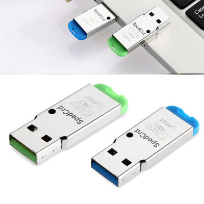 480 Mbps High Speed  Mini USB 2.0 Micro SD TF T-Flash Memory Card Reader Adapter