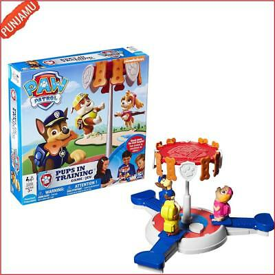 Paw Patrol Pups In Training Game Kids Children Spin Master Fun Play Game Toys US