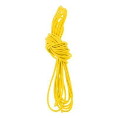 3mm 5m Elastic Bungee Rope Shock Cord Tie down/Tent Folding Pole Rope Yellow