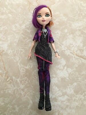 "Monster High 11"" Doll EVER AFTER HIGH POPPY O'HAIR THROUGH THE WOODS"