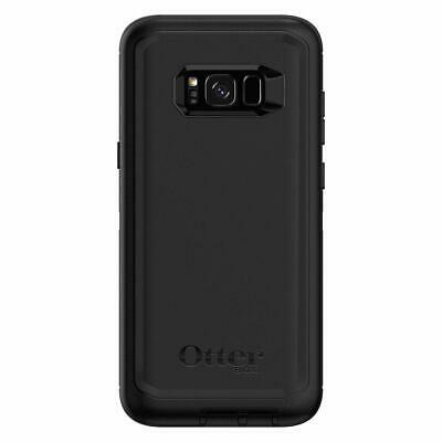 Original Otterbox Defender Case for Samsung Galaxy S8+ Plus - Black No Holster %