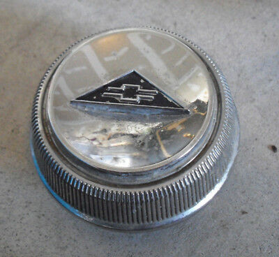 """Vintage 1950s Chevy Car or Truck Horn Button Cover 3"""" Wide #5"""
